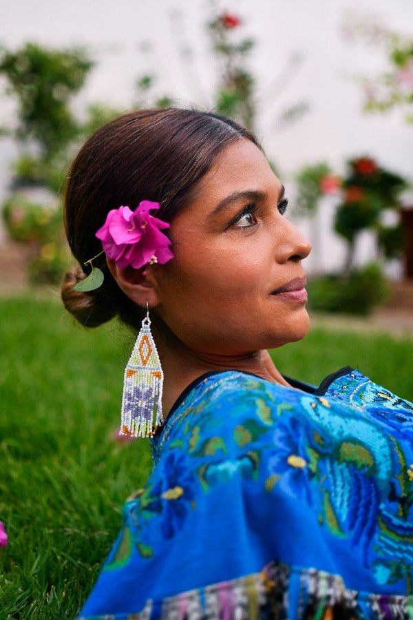 Puebla By Mother Sierra - Huichol Jewelry - Native American Jewelry