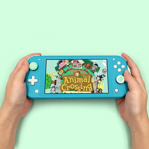 🍃Tree Leaf Joy-Con Thumb Grip Cap Cover - OmoSkins