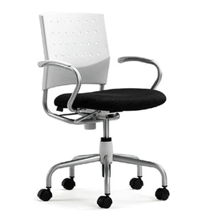 MerryRabbit - 慳位辦公椅電腦椅MR-1540 Slim Size low back Office Chair Computer Chair