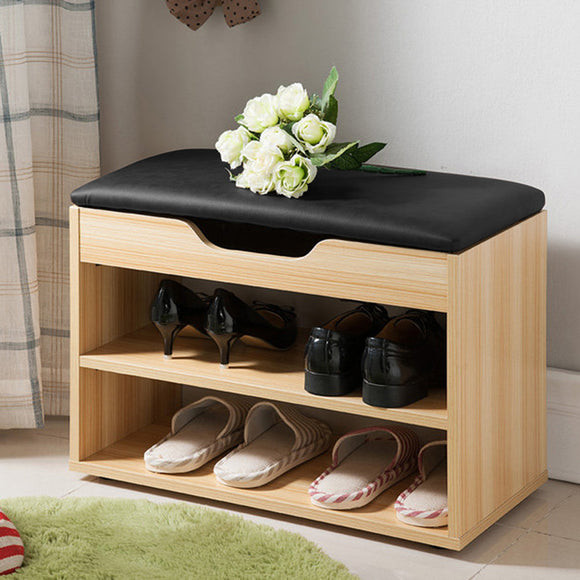 MerryRabbit - 兩層空格鞋櫃800# Shoe Storage with Free Delivery