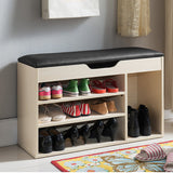 MerryRabbit - 四格空格鞋櫃800# Shoe Storage with Free Delivery