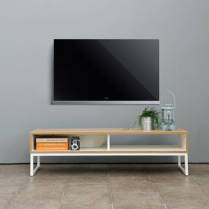 MerryRabbit - 韓式小戶型電視櫃茶機WT031-1 120cm Korean type TV stand