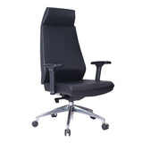 MerryRabbit - 高靠背老闆PU仿皮轉椅 MR-P33  Pu Leather High Back Chair Manager Chair Office Chair