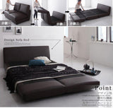 MerryRabbit - 1.2m雙人位PU摺疊梳化床 1.2m 2-Seater Foldable Sofa Bed