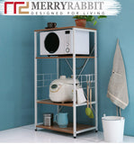MerryRabbit - 多功能厨房置物架WT007-4 Multi-functional kitchen rack