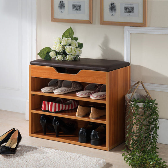 MerryRabbit - 三層空格鞋櫃800  Shoe Storage with Free Delivery