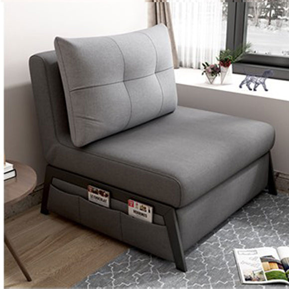 MerryRabbit - 多功能可折疊單人位布藝梳化床 MR-613  Multi Functional Foldable Single Seater Sofa / Sofa Bed