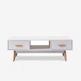 MerryRabbit - 北歐1.2米簡約儲物茶機MR-88042 Nordic style 1.2m Coffee table with Storage