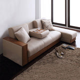 MerryRabbit – 布藝梳化床連儲物腳踏MR-225 Fabric sofa bed with storage foot rest