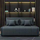 MerryRabbit - 135cm多功能褶疊儲物布藝梳化床MR-6079 Multi-functional Foldable Storage Fabric Sofa Bed