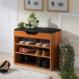 MerryRabbit - 三層空格鞋櫃600 Shoe Storage with Free Delivery