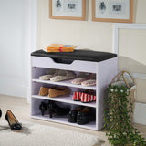 MerryRabbit - 三層空格鞋櫃400 Shoe Storage with Free Delivery