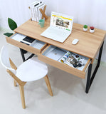 MerryRabbit – 時尚創意帶抽屜式書桌WT030-1 Computer Desk with drawers