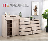 MerryRabbit -抽屜式五層收納斗櫃 MR-Dc1468 5 Drawers Storage Cabinet