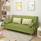 MerryRabbit - 140cm多功能褶疊布藝梳化床二人位MR-866 Multi-functional folding Fabric sofa bed 1.4 m