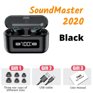TWSoundMaster Earbuds 2020