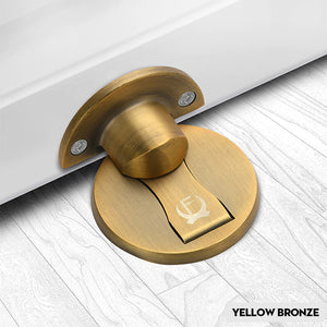 Invisible FDoor STOPPER and Magnetic Door HOLDER ®