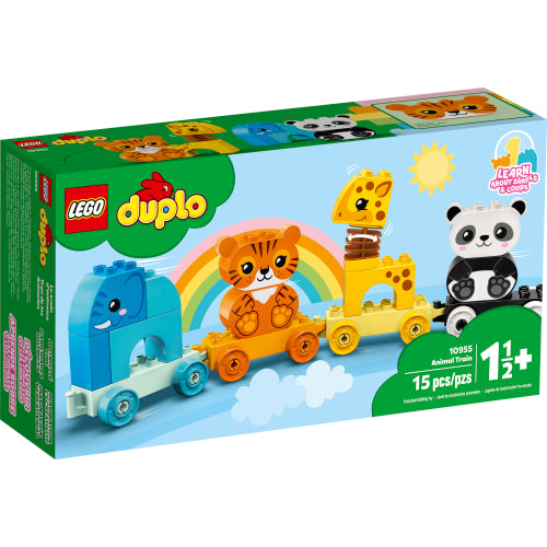 Animal Train DUPLO My First 10955