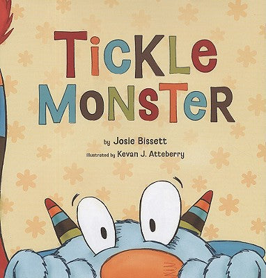 BOOK TICKLE MONSTER