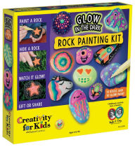GLOW ROCK PAINTING KIT