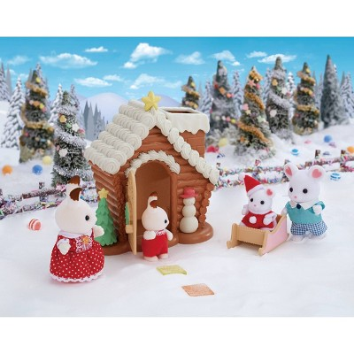 Calico Critter Gingerbread Playhouse