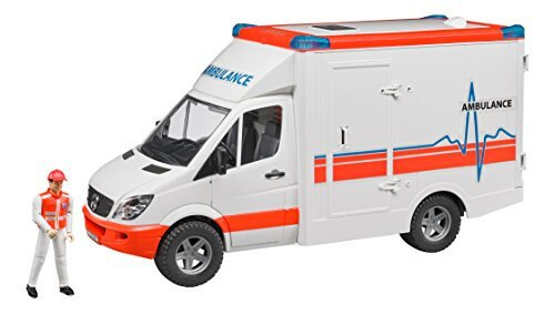 Ambulance Sprinter 02536
