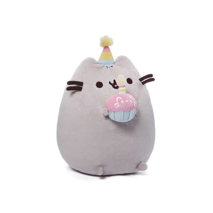 BIRTHDAY PUSHEEN CAT 10.5