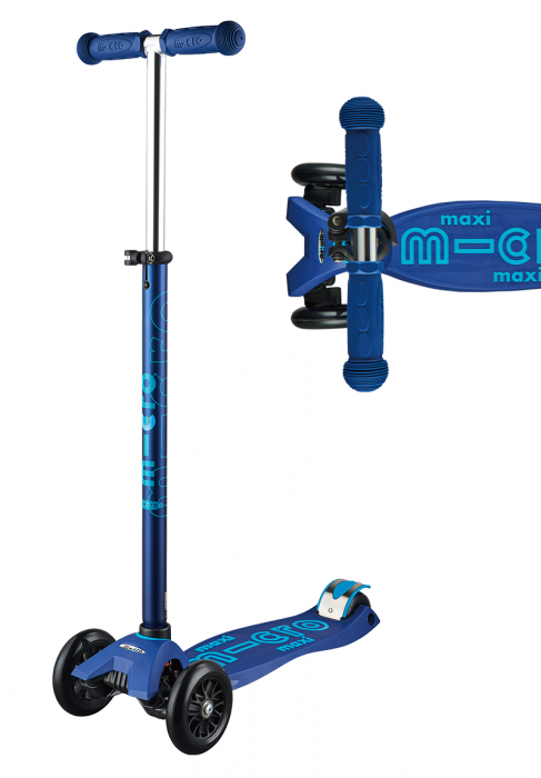 Maxi Deluxe BLUE Kick Scooter