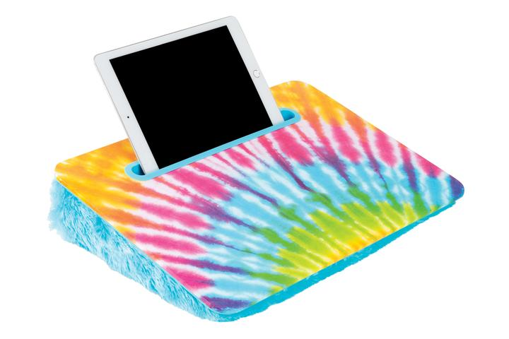 Tie Dye Bright Lap Desk