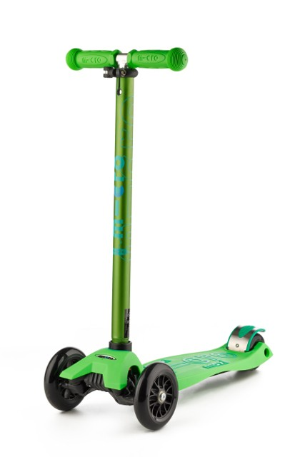 Maxi Deluxe GREEN Kick Scooter