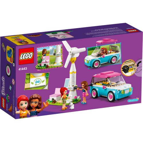 Olivia's Electric Car LEGO Friends 41443