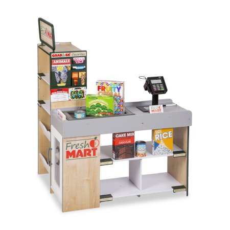 Fresh Mart Grocery Store Playset