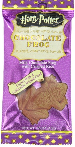 CHOCOLATE FROGS HARRY