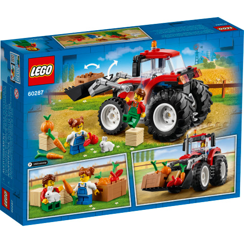 Tractor City Great Vehicles 60287
