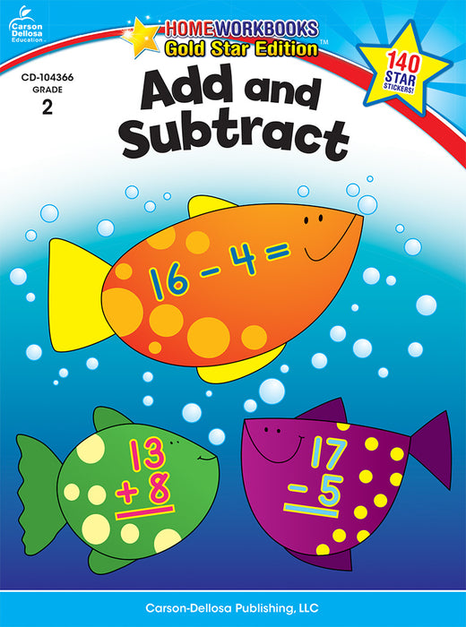 Grade 2 Add and Subtract