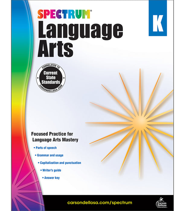K Language Arts Spectrum