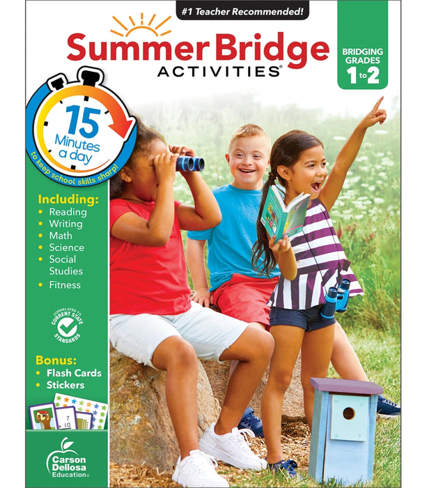 1-2 Summer Bridge