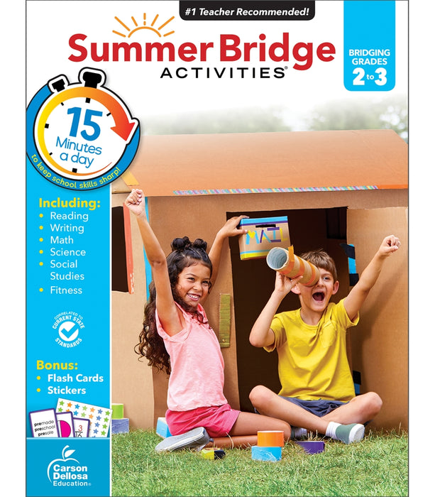 2-3 Summer Bridge