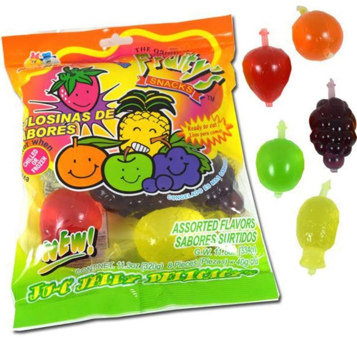 JU-C JELLY FRUITYS  Tic Tok Famous