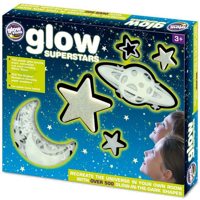 Glow Superstars