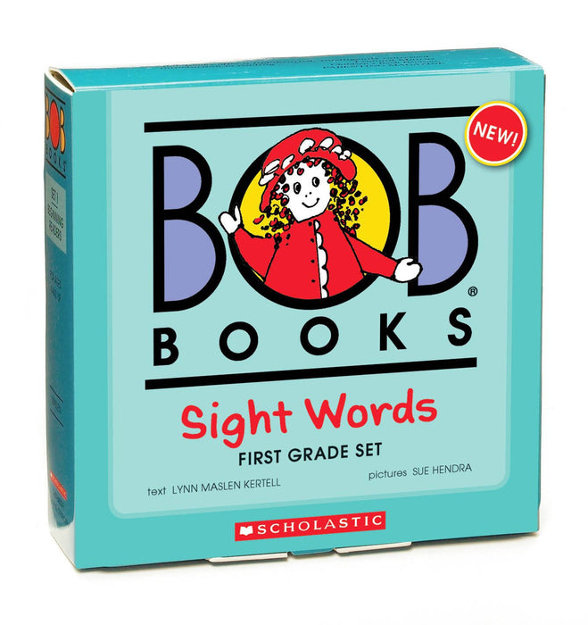 BOB BOOK SIGHT WORDS GRADE 1