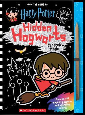 HIDDEN HOGWARTS SCRATCH
