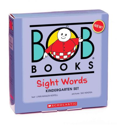 BOB BOOK SIGHT WORDS K