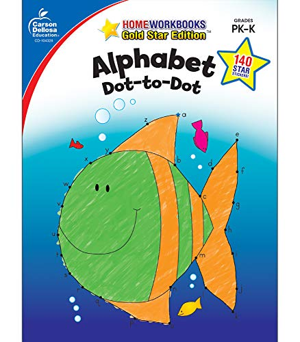 Alphabet Dot to Dot PK-K
