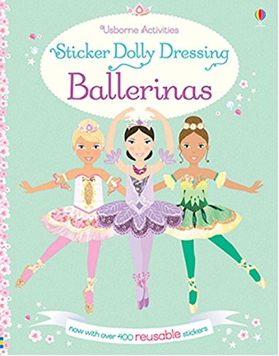 Ballerinas Dolly Sticker Book