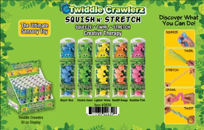 Crawlerz Squish Stretch Twiddle