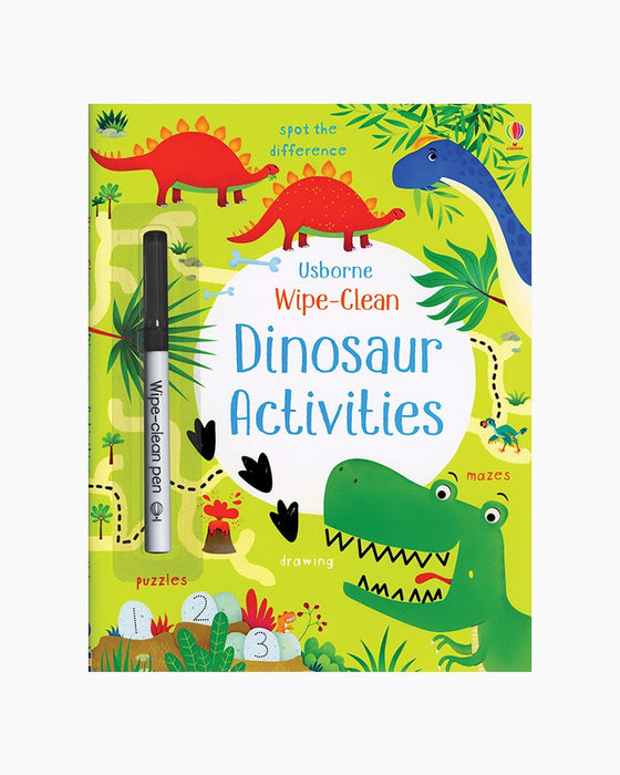 Wipe Clean Dinosaur