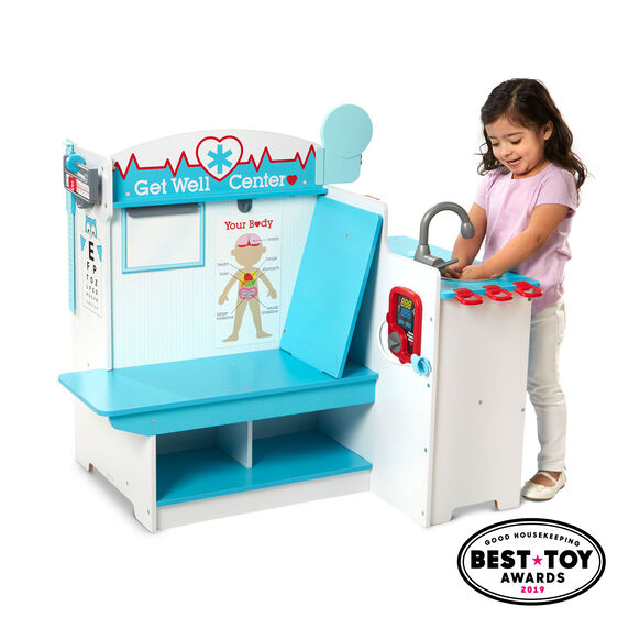 Get Well Doctor Playset