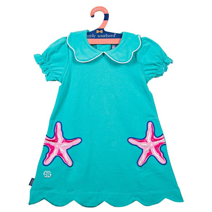 Simply Southern Toddler Dress