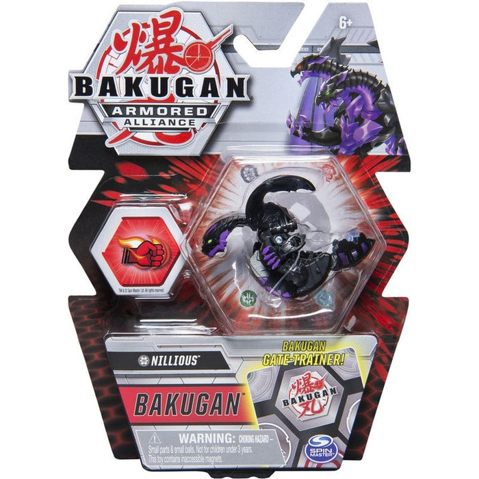 BAKUGAN SINGLE ARMORED ALLIANCE